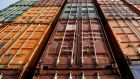 Shipping containers. The new deal will give Global Ports  control over St Petersburg's First Container Terminal and the Ust-Luga terminal near the Gulf of Finland
