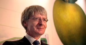 Total Produce chairman Carl McCann said that the group's strong performance was driven by its overseas expansion programme. Photograph: Brenda Fitzsimons/THE IRISH TIMES