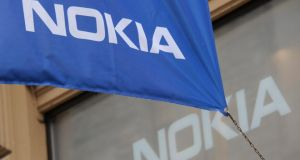 Microsoft said today it would buy Nokia's mobile phone business for €5.4bn. Photograph: Reuters