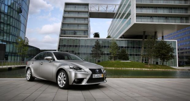 Re-energised Lexus hybrid relights the fire