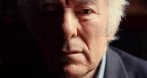 Seamus Heaney. Photograph: Neil Drabble/Camera Press