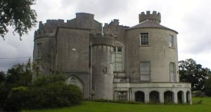 Shanganagh Castle, the former prison in Shankill, south Dublin
