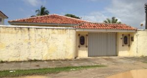 House that Michael Lynn and his family rented in Recife. Photograph: Ruadhán Mac Cormaic