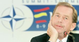 Vaclav Havel: not merely an anti-communist, his themes were universal. Photograph: Reuters