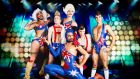 Briefs encounter: the Australian troupe is back with The Second Coming