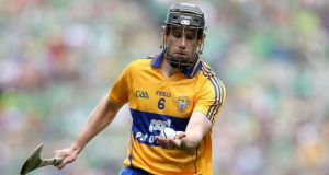 Clare's Patrick Donnellan will a vital part of their team plan on Sunday. Photograph: Ryan Byrne/Inpho