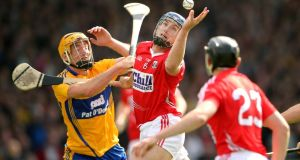 Patrick Horgan is one of the many good reasons to believe Cork can defeat Clare on Sunday. Photograph: Inpho