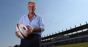 Saracens chairman  Nigel Wray. Photograph: David Rogers/Getty Images