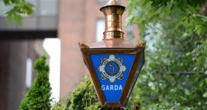 Gardaí are investigating the death of a man at the Corrib gas pipeline work site in Aughoose, north Mayo. Photograph: Frank Miller/The Irish Times