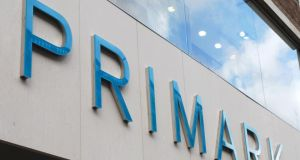 Lower cotton prices and markdowns meant Primark's operating profit margin in the first half was higher than a year earlier. Photograph: Lewis Stickley/PA Wire