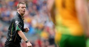 Joe McQuillan to referee All-Ireland final
