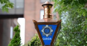 Gardaí recovered a quantity of cash following the robbery in Tallaght, Dublin on Monday.