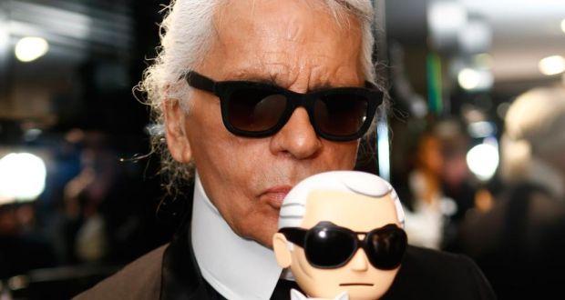 El mundo de la moda llora la muerte del 'káiser' Lagerfeld