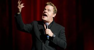 Eddie Izzard. Photograph: Jerod Harris/FilmMagic/Getty