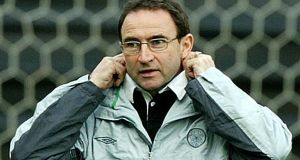 The consensus towards Martin O'Neill's appointment as the next manager of the Republic of Ireland team might allow it to turn into a painless exercise. Photograph: Ian Hodgson/Reuters