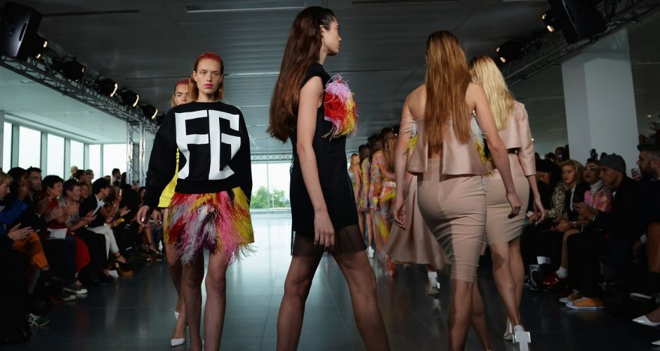 It's all here at London Fashion Week