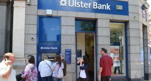 "An anticipated mass exodus from Ulster Bank last summer after its ""technical glitch"" never happened. Photograph: Frank Miller"