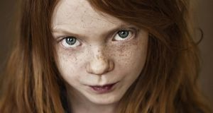 Mesmerizing Eyes: Pawel Pentlinowski's photograph came sixth in the portrait category last year