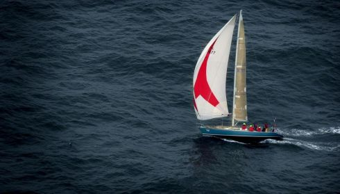 How it looks to sail near Loop Head. Photograph: Bryan O'Brien/The Irish Times
