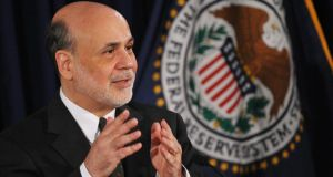 Federal Reserve Chairman Ben Bernanke – the  Federal Open Market Committee's talk of slowing long-term bond purchases has effectively  tightened monetary policy