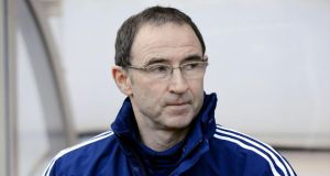 Martin O'Neill: is believed to be the preferred candidate of several leading members of theFAI.