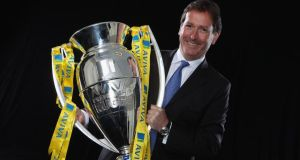 Mark McCafferty, chief executive of Premiership Rugby: poured scorn on resuming negotiations with an independent mediator. Photograph: Getty Images