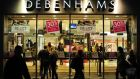 Debenhams this morning said it will meet forecasts for 2012-13 profit after a warmer summer helped sales growth. Photo: Bloomberg