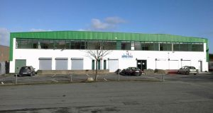 7 & 8 Holly Avenue, Stillorgan Industrial Park: 1,767sq m warehouse and 786sq m of offices  let to Sky Functions, trading as Jumpzone, on a nine years and nine months lease at €60,000 per annum