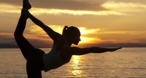 Yoga was one of the stress-reducing activities found to reverse ageing at the cellular level
