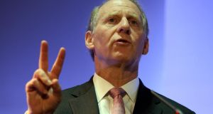 US diplomat Richard Haass: 'I think this last summer was something of an indication or something of a warning that one should not take the improvements for granted.' he said. Photograph:  Paul Faith/PA Wire
