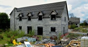 Nama has identified 4,000 homes which it says are suitable for social housing, half of which could be ready over the next three years. Photograph: The Irish Times