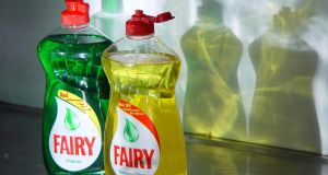 Truth Fairy: it actually does last twice as long as other washing up liquids