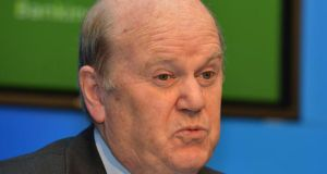 "Minister for Finance Michael Noonan has said: ""Regretfully, it will have to be accepted that not all mortgages, due to individual circumstances, will or can within reason be made sustainable and that there will be circumstances where the person will have to lose ownership of the home."""