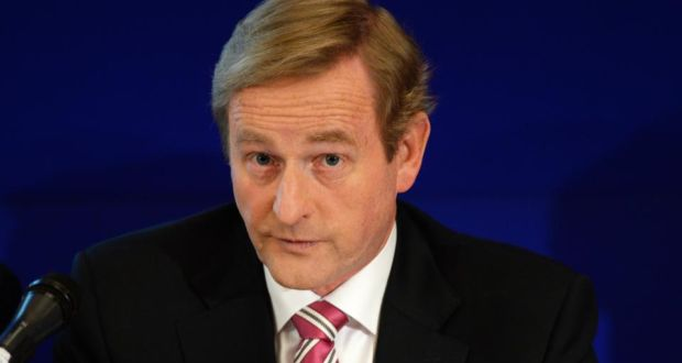 Taoiseach Enda Kenny will visit entrepreneurs in Carlow later today.  Photograph: Eric Luke / The Irish Times