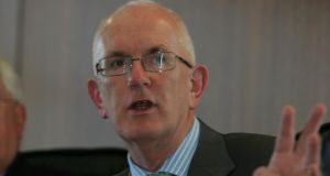 IDA chief executive Barry O'Leary: insisted multi-nationals pay appropriate taxes in Ireland.  Photograph: Eric Luke/The Irish Times