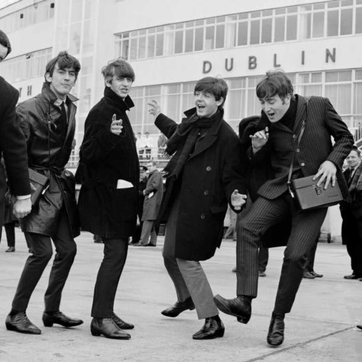 Beatlemania: the Fab Four's Irish concerts, 50 years on