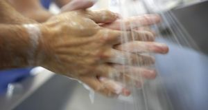 The latest hygiene reports by the State's health watchdog said patients at St James's Hospital are at serious risk of infection because of the poor hand hygiene of staff