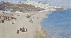 'Tangier, The White City' by Sir John Lavery, estimate €50,000-€70,000