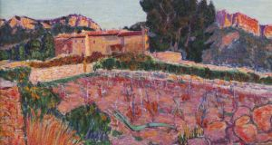 'The Farm, Provence' by Roderic O'Conor, estimate €150,000-€250,000