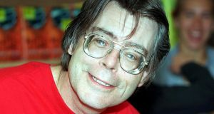 Stephen King, 1998. Photograph: PA