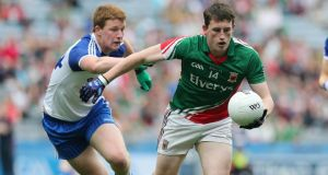 Liam Irwin could be the decisive forward for Mayo against Tyrone.  Photograph: Lorraine O'Sullivan/Inpho