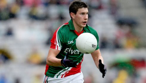 "14. ALAN FREEMAN  Club: Aghamore Age: 24. Height: 6' 1"" Weight: 12st 8lbs Occupation: Teacher  Finally nailed down a place this year, bringing ball winning and added strength to what had been the weakest line. Stepped up to frees the last day after O'Connor's departure and hit penalty - and unluckily disallowed goal - well. Confidence high."