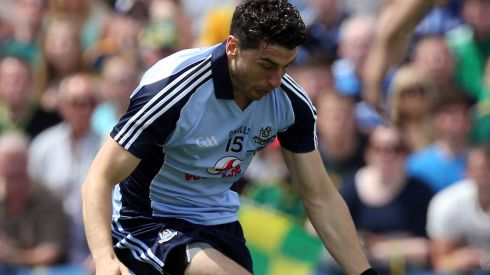 "15. BERNARD BROGAN  Club: Oliver Plunkett's  Age: 29 Height: 5' 11"" Weight: 13st 10lbs Occupation: Legacy Consultants    Slightly bothered by injury against Kerry but gave his best display of the championship. Not the agent of destruction he was in 2010 but much improved on last year. Despite glitches in finishing, he tirelessly shows for ball and beats defenders."