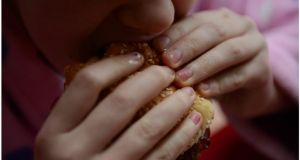 Food and Drink Industry Ireland says obesity taxes are regressive.  Photograph: Bryan O'Brien