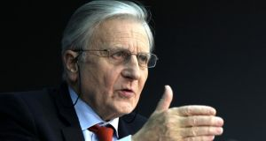 "Former ECB president Jean-Claude Trichet has pre-empted any potential request to attend the Government's banking inquiry. He told the Sunday Independent that the ECB made ""collegial"" decisions and it should be the  governor of the Irish Central Bank, Patrick Honohan, who attended.  Photograph: Hannelore Foerster/Bloomberg"