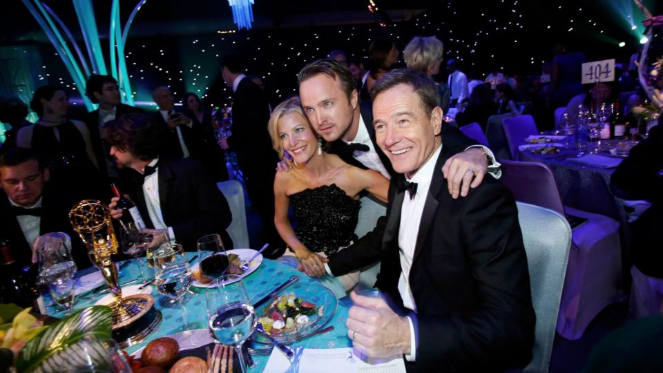 Breaking Bad wins top Emmy award for drama in Los Angeles