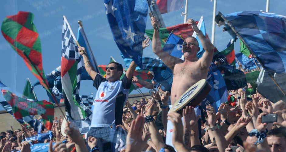 Dublin beat Mayo in All Ireland