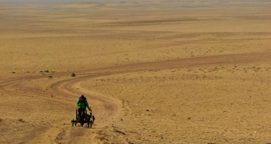 From Derry to deserts of Gobi