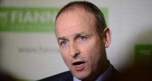 Micheál Martin: The Seanad regularly spots flaws in legislation that have been missed by the Dáil. Photograph: Alan Betson
