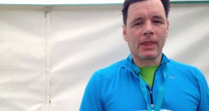 "Willie White: Finishing the Connemarathon was a big achievement - ""I'd never run that far before."""